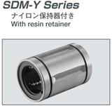 EASE轴承SDM-Y系列:SDM6Y、SDM8SY、SDM8Y、SDM10Y、SDM12Y、SDM13Y、SDM16Y、SDM20Y、SDM25Y、SDM30Y、SDM35Y、SDM40Y树脂保持架